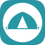 find my tent now app logo