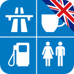 Motorway Services GB app logo